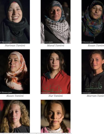 Donne di Palestina