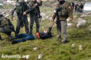 West Bank palestinians israel